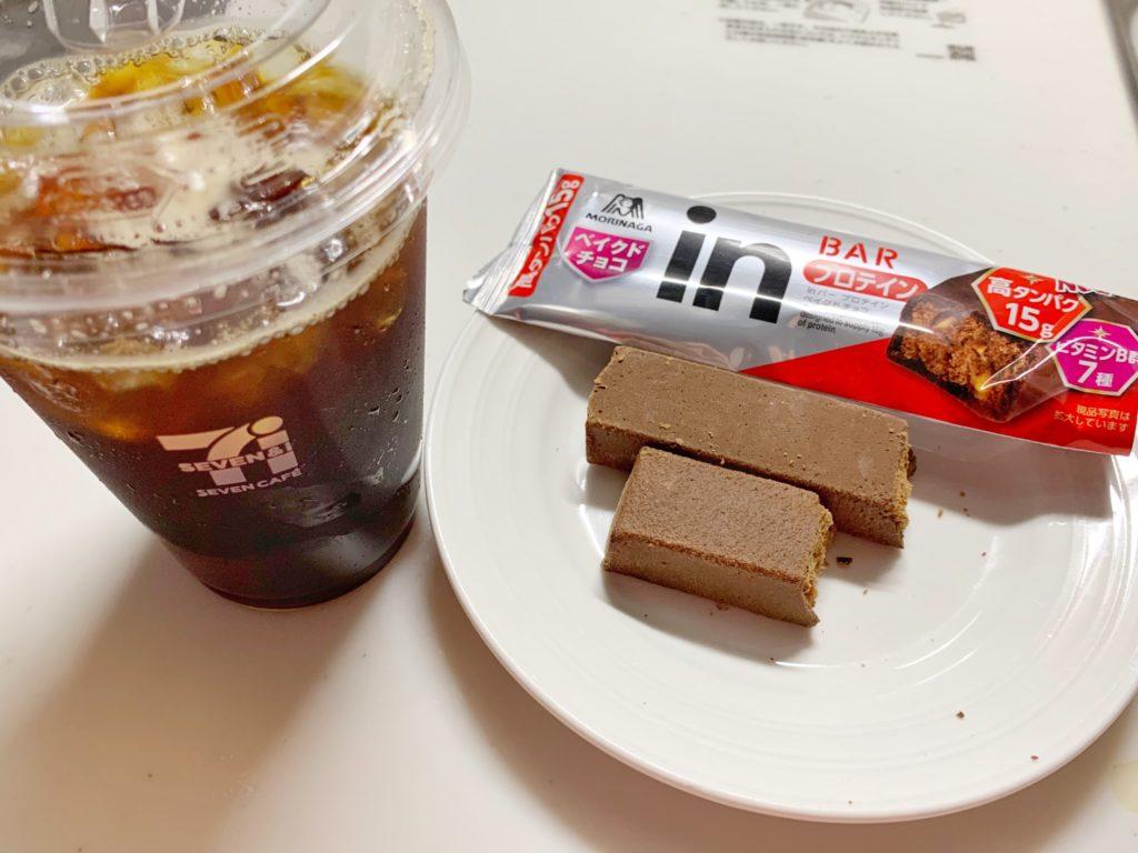 inバープロテインベイクドチョコ,太る,ダイエット,たんぱく質